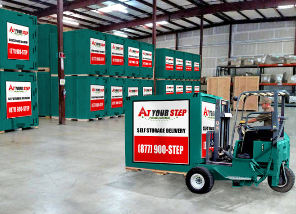 bay area storage company