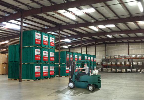 bay area storage unit company