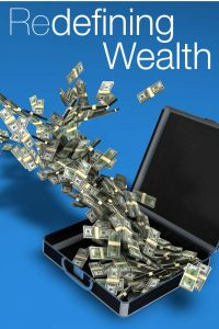 Redefining Wealth Pinterest
