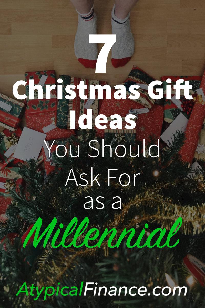 7 christmas gift ideas for millennials pinterest 1