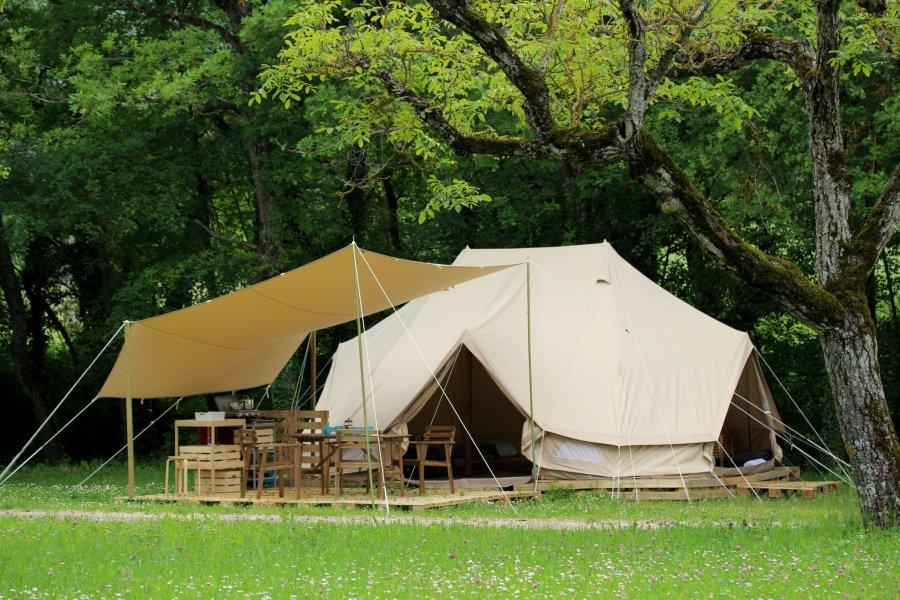 Packs prêt à camper