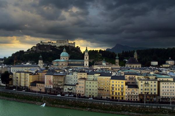 Ciutat de Salzburg / Thomas Pintaric CC
