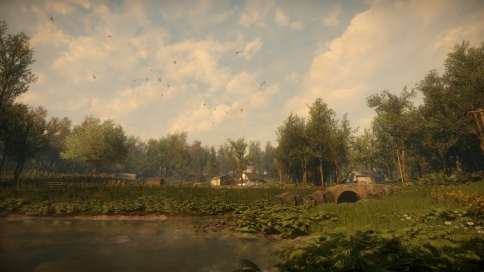 Captura de pantalla de 'Everybody's Gone To The Rapture'