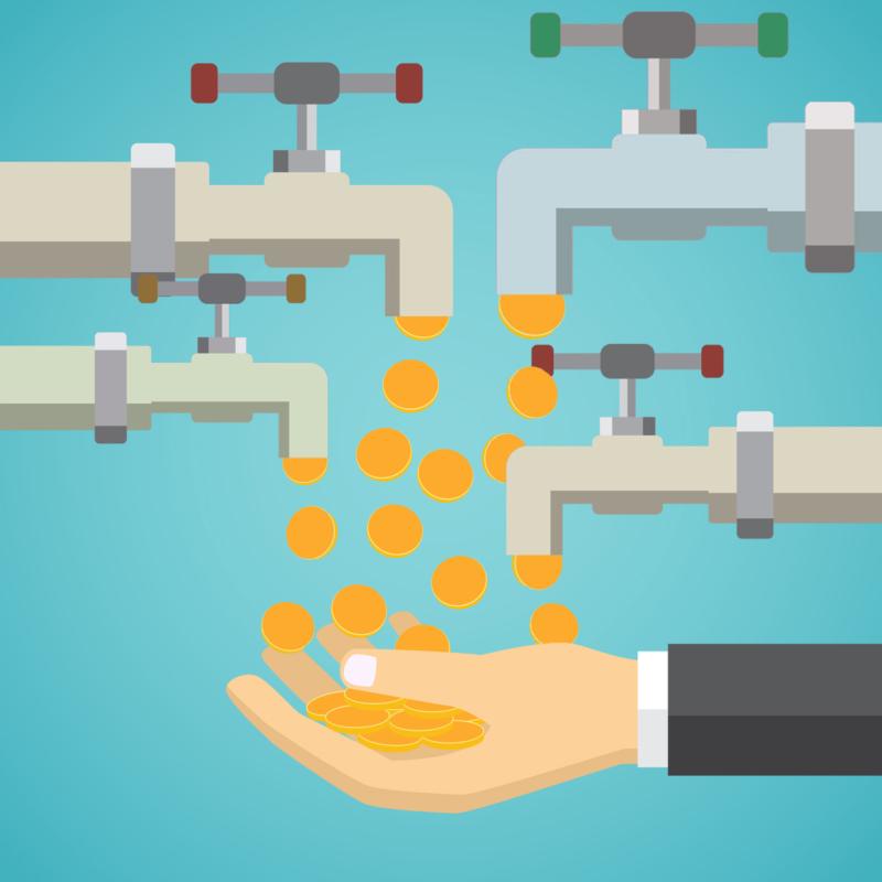 Opcões estratégicas de gerenciamento de crédito
