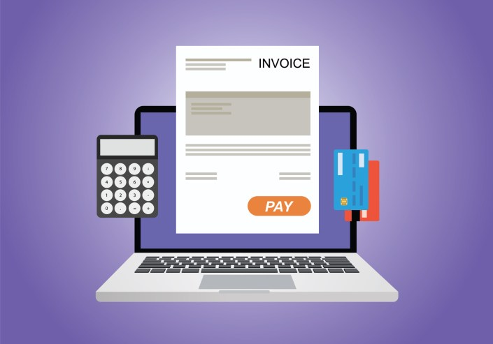 digitalisation of invoices