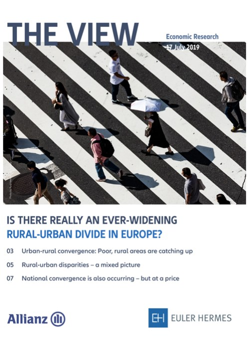 Is there really an ever-widening rural-urban divide in Europe?