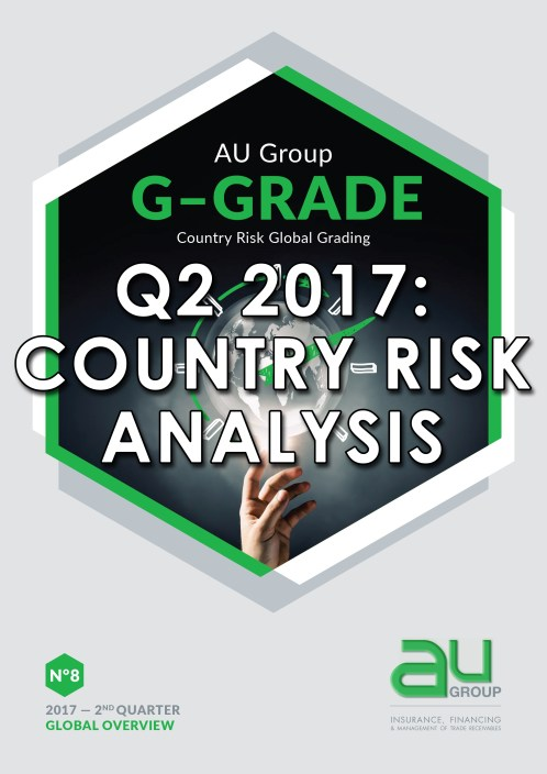 New trends in country risks: AU G-GRADE Q2 2017