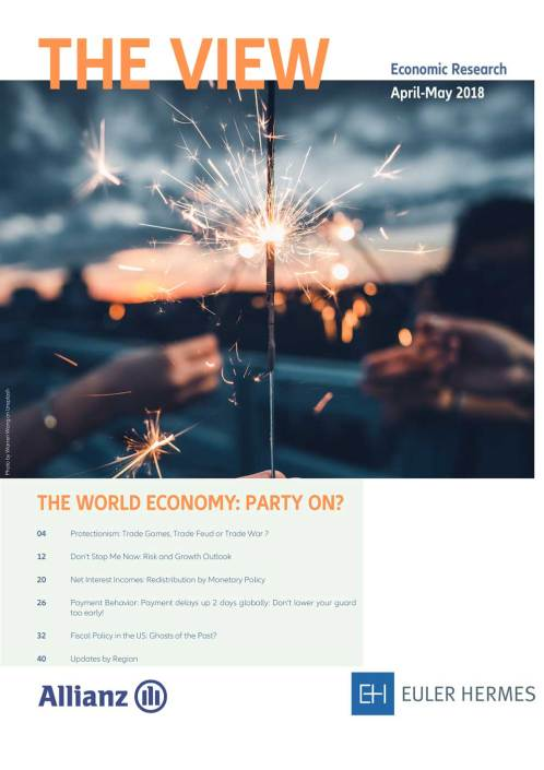 The world economy: party on?