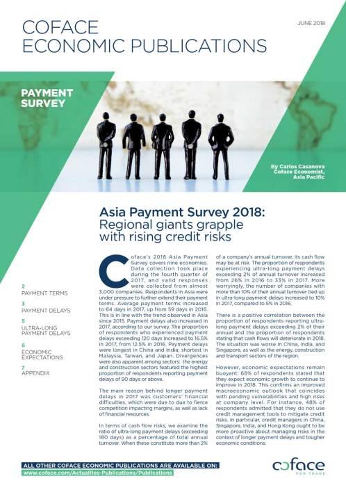 Asia Payment Survey 2018