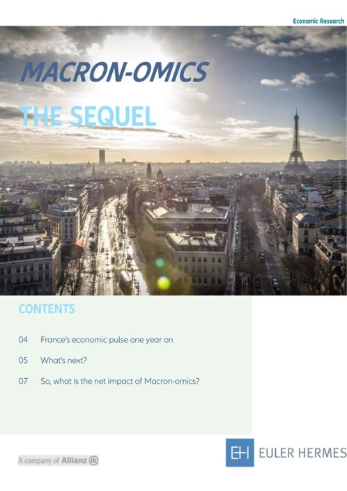Macron-omics: the sequel
