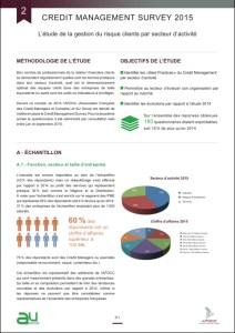 Credit Management Survey 2015