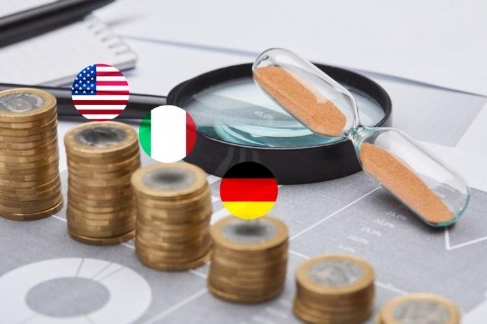 Période suspecte : quelles sont les règles en Allemagne, en Italie et aux USA ?