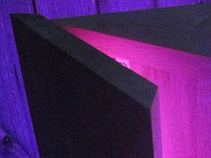 Le triangle des lumières