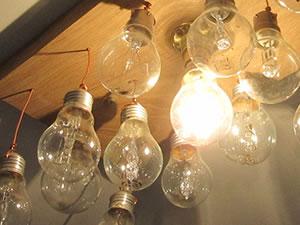 Le plafonnier lumineux