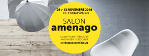 Salon amenago 2016 - Lille Grand-Palais