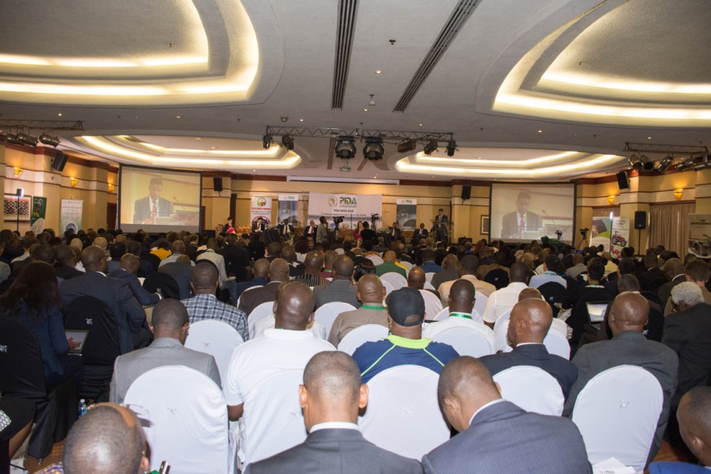 Let us make Africa's Infrastructure Competitive, Zimbabwean Minister Urges Continent at PIDA Week