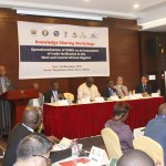 South-South Cooperation took shape: One Stop Boarder Post (OSBP) knowledge sharing workshop in Ghana
