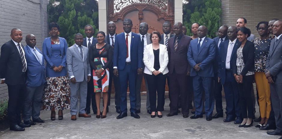 Libreville, Gabon Regional Consultation Workshops for Project Selections for the PIDA PAP2