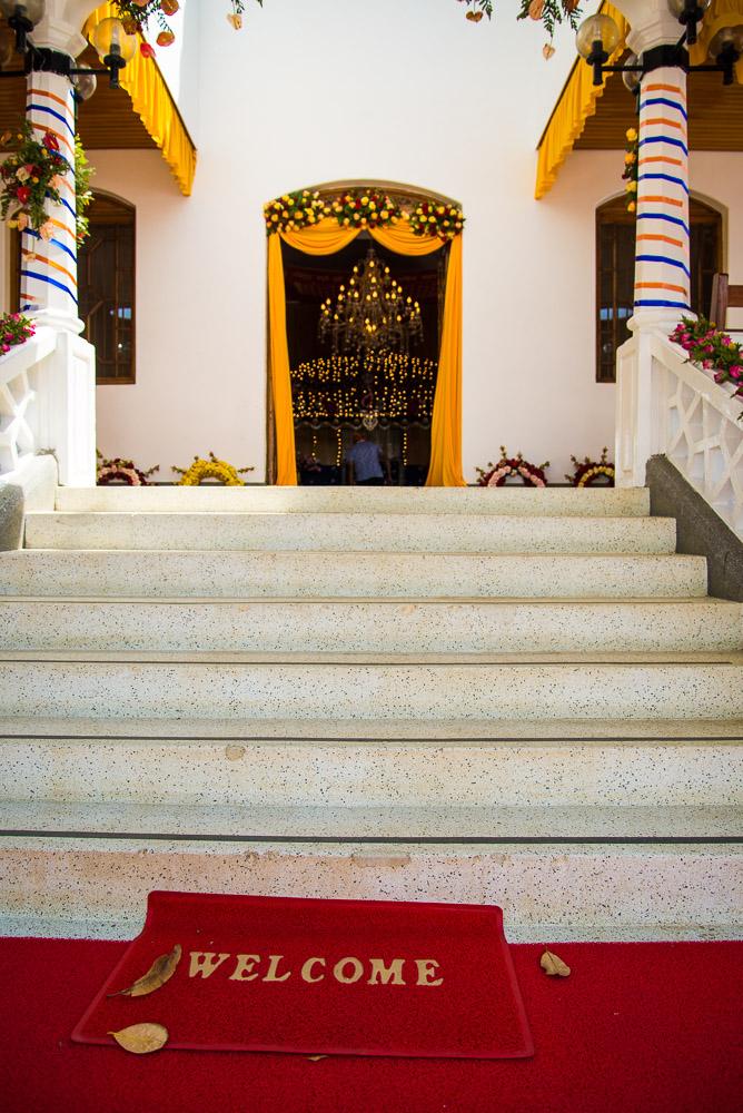 Bienvenue au temple sikh