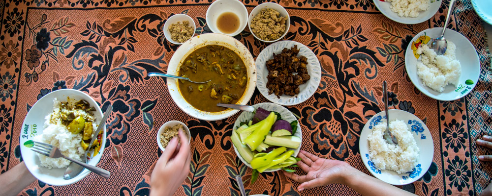 Où manger au Cambodge