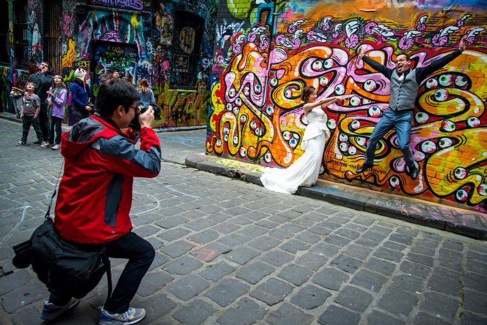 Australie autrement : les graffeurs de Melbourne