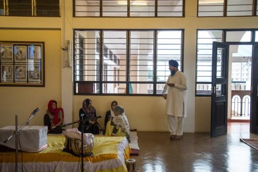 Hospitalité dans un temple sikh à Moshi en Tanzanie