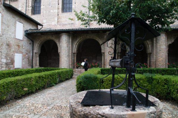 L'abbaye de Tournus