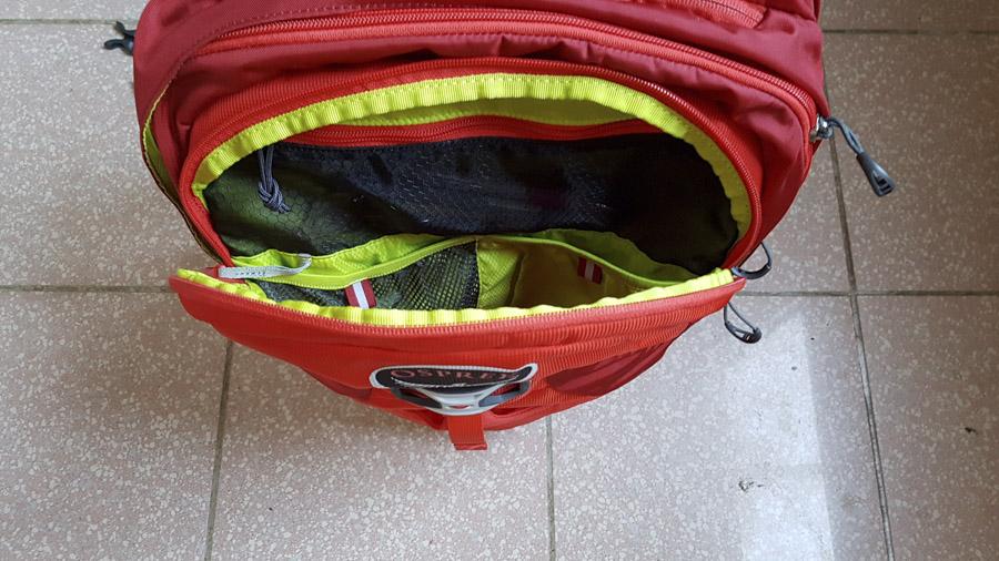 Osprey Radial 26L © Michel Dvorak / www.au-tournant.org