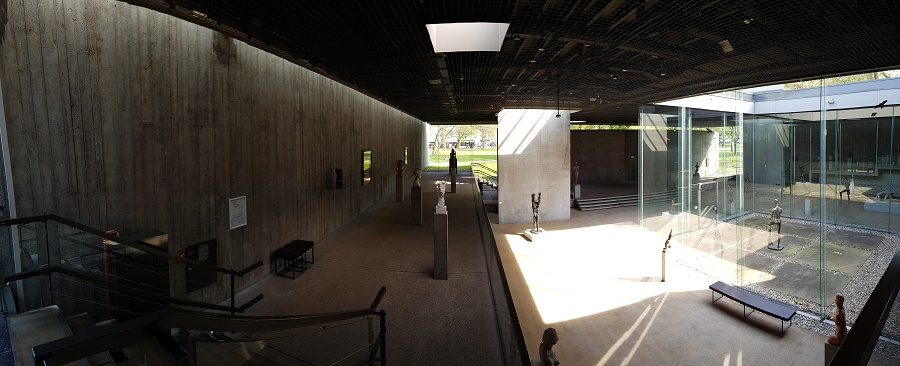 Musée Lehmbruck à Duisbourg © Michel Dvorak / www.au-tournant.org