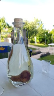 alcool croate fait maison