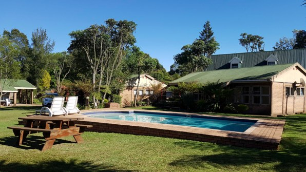 Blue Swallow Chalets in Graskop