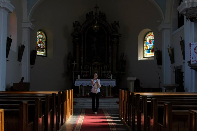 l'église d'Ogulin