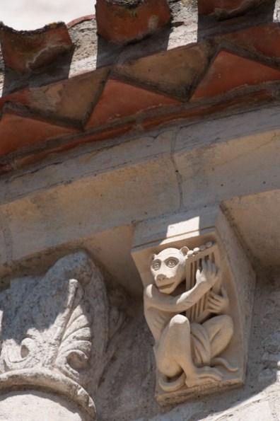 Cathédrale Saint-Caprais d'Agen - dehors