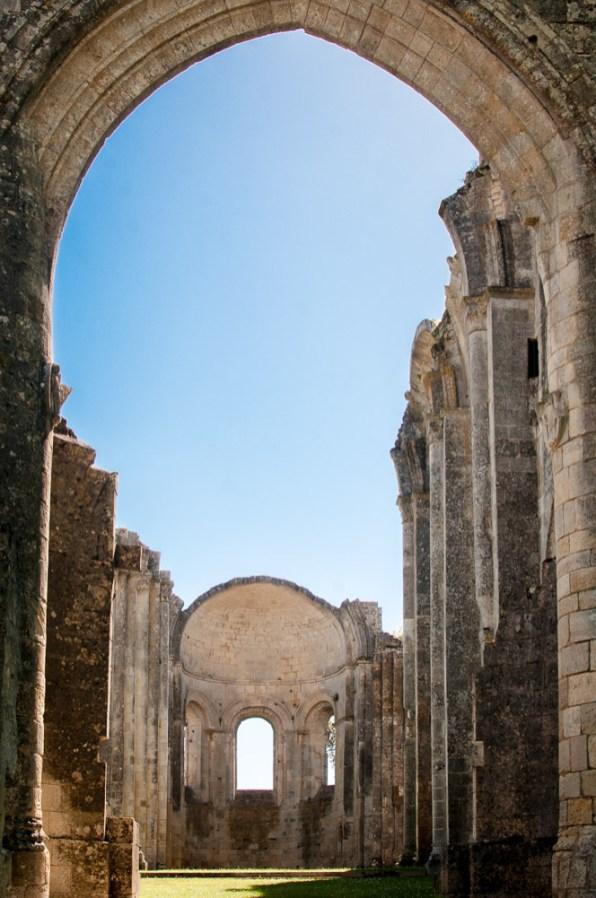 abbaye de la Sauve Majeure