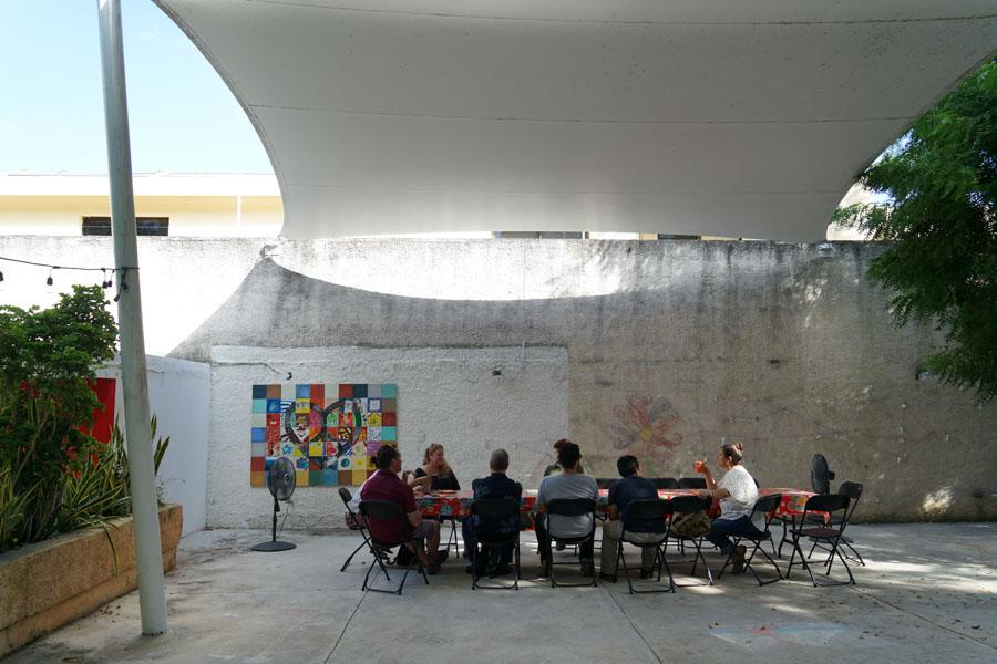 Ecole d'espagnol à Mérida, Habla