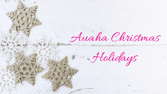 Auaha Holiday Season 2019