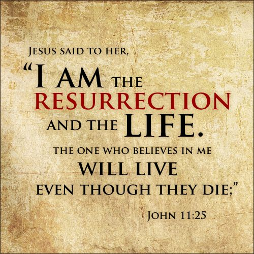 Image result for resurrection lazarus quotes