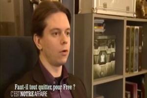 France 5 -> C'est notre affaire - Freemobile