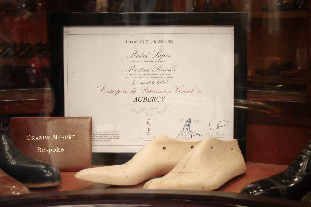 Histoire Aubercy