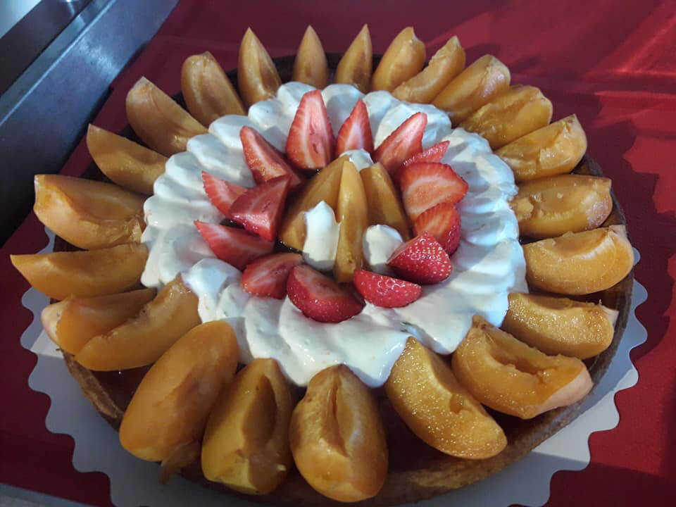 patisseries tartes aux fruits
