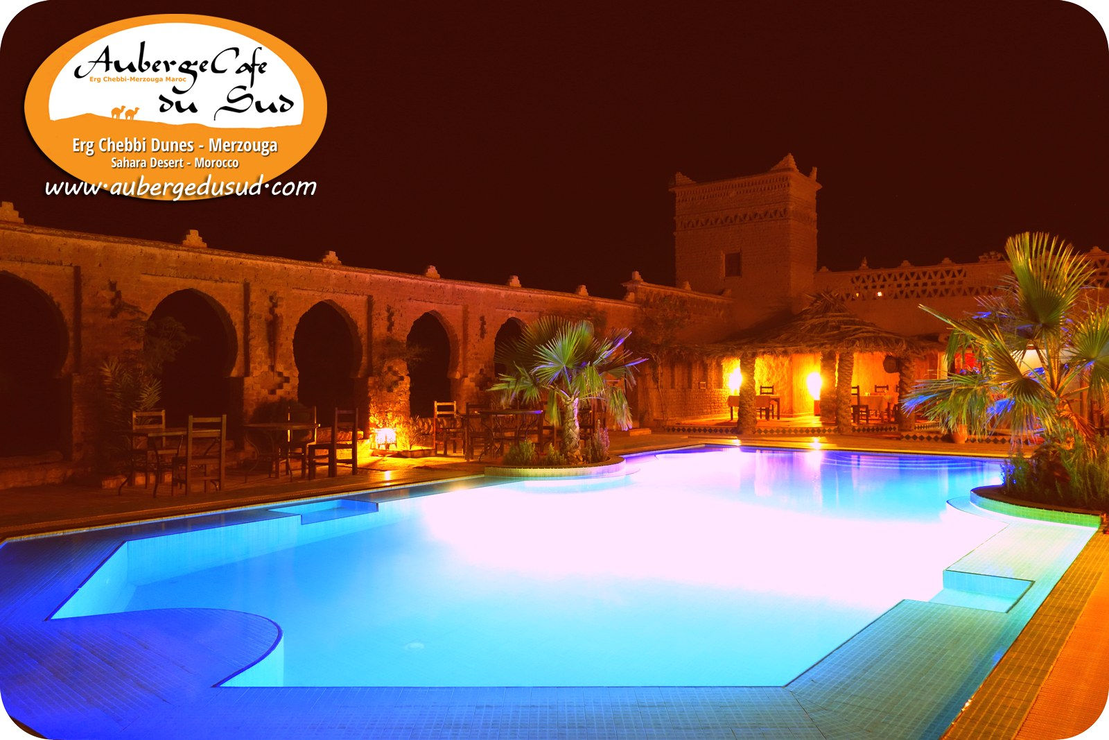 HOTEL SWIMMING POOL MOROCCO