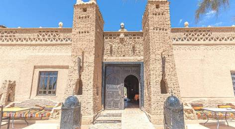 Auberge Café du Sud – Hôtel au Maroc