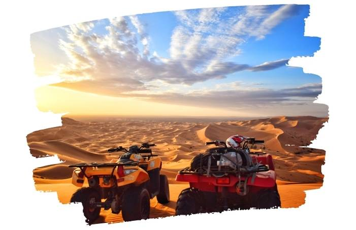 circuits aventure desert marocain