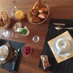 Petit Déjeuner au Lancelot