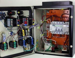 Wall Mount Box for Two Controllers with Precut 12x10x8 [B302520]  $4500 : auberins
