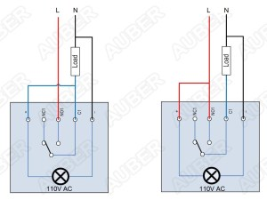 Illuminated Metal Maintained Push Button Switch, 19 mm [SW18]  $997 : Auber Instruments, Inc