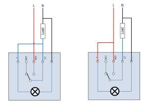 Illuminated Metal Pushbutton Switch, 110VAC, 16mm [SW9110