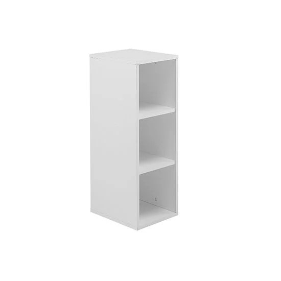 oscar petite bibliotheque blanc