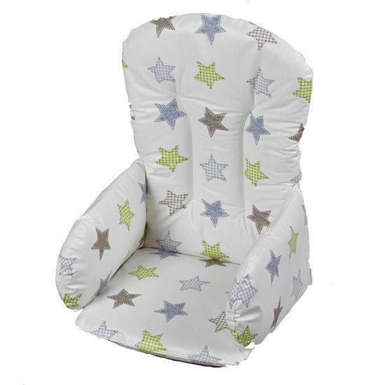 coussin pour chaise haute siege ou