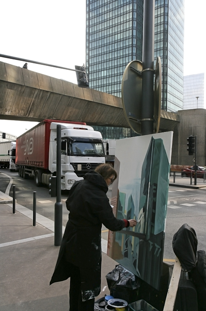 michelle-auboiron-peinture-en-direct-de-paris-la-defense-4